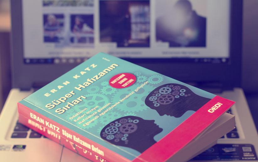 Eran Katz'ın Süper Hafızanın Sırları kitabı