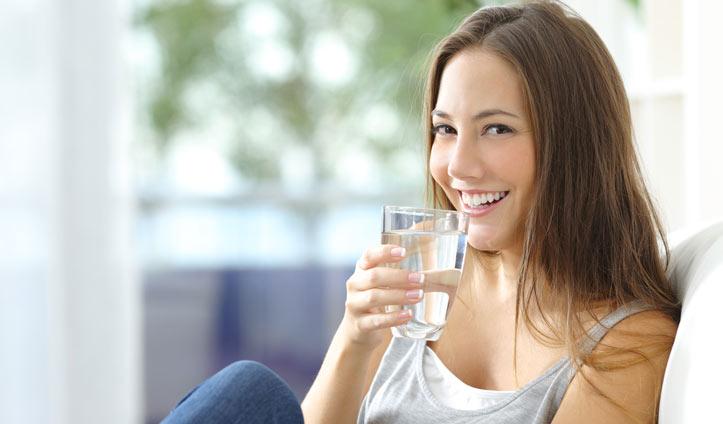 Bol su içerek bahar hastalıklarından korunun