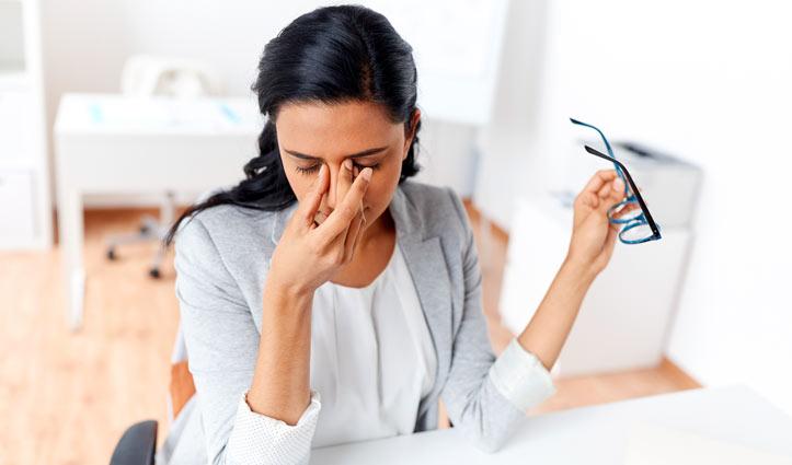 Bahar hastalıkları - Gözlerinizi ovuşturmak tehlikeli olabilir