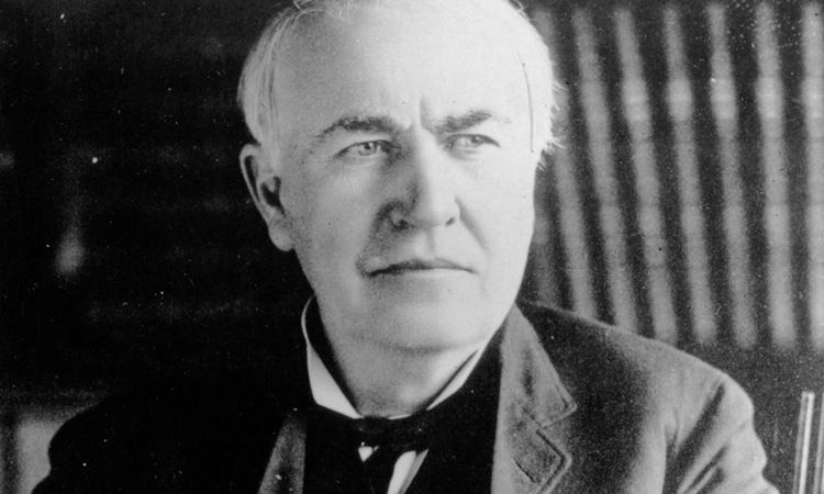 Saf dahi Thomas Edison