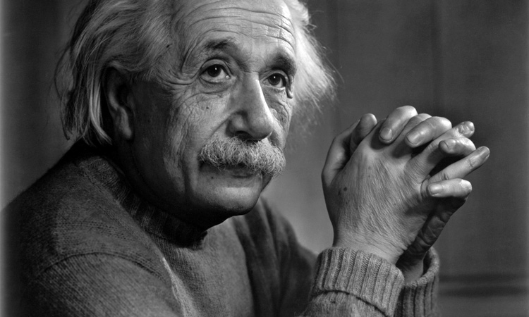 Saf dahi Albert Einstein