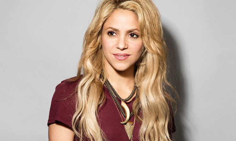 Zeki güzel Shakira