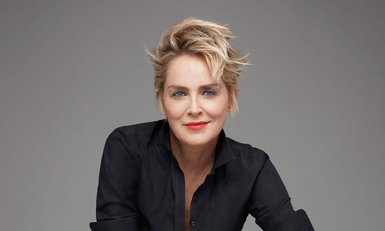 Zeki güzel Sharon Stone