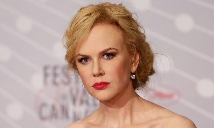 Zeki güzel Nicole Kidman